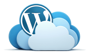 Cloud hosting Wordress
